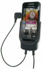 Zwarte Carcomm CMPC-612 Mobile Smartphone Cradle Samsung GT-S5230 Star
