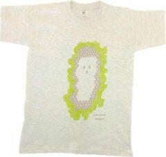 Antraciet-grijze B & C Anha'Lore Designs - Spookje - T-shirt - Antraciet - 12/14j (152/164)