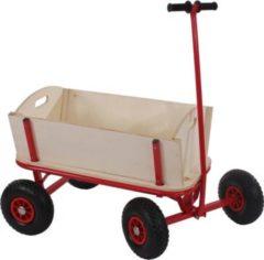 Heute-wohnen Bollerwagen Handwagen Leiterwagen Oliveira
