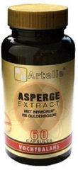 Artelle Asperge Extract Capsules 60st