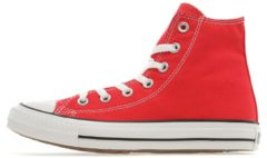 Converse All Star High Women's, Rosso