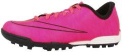 Rosa Nike Fußballschuhe JR Mercurial Vortex II TF Nike pink