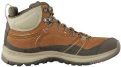Wanderschuhe Terradora Leather Mid Waterproof 1017752 Keen timber/cornstalk