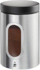 Kaffeedose PIERO GEFU Silberfarben
