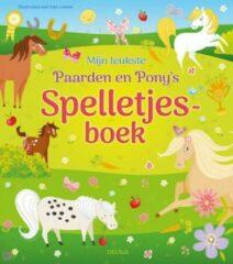 Deltas Mijn Leukste Paarden en Pony's Spelletjesboek (vanaf 7 jaar)