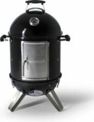 Zwarte Barbecook Oskar S Rookoven H 80 x Ø 40 cm