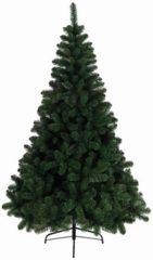 Groene HHCP Everlands Imperial Pine Kunstkerstboom - 120 cm hoog - Zonder verlichting