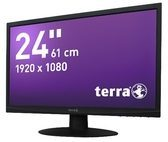 "Wortmann TERRA 2412W - GREENLINE PLUS - LED-Monitor - Full HD (1080p) - 61 cm (24"")"