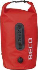 Beco Waterdichte Sporttas 20l Oranje/rood