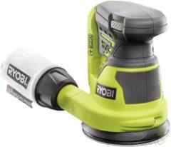 Ryobi Accu-excentrische schuurmachine R18ROS-0 One+ 5133002471 Zonder accu 18 V Ã 125 mm