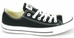 Converse Meisjes Sneakers Chuck Taylor All Star Ox Kids - Zwart - Maat 35