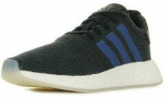 Marineblauwe Adidas - Sportschoenen - Unisex - NMD-R2-W - navy,white