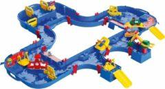 Blauwe Aquaplay Waterbaan Mega Set