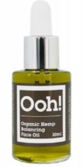 Ooh! Oils of Heaven Ooh! - Oils of Heaven Natural Organic Hemp Balancing Face Oil 30ml