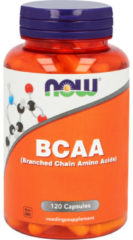 Now Foods Now Bcaa (Branched Chain Amino Acids) (120ca)
