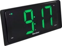 Karcher UR 1090 Uhrenradio mit extragroßem Display (stufenlos dimmbar)