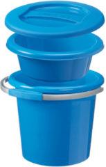 Water-line Schoonmaak Set - Klein - 5l & 12l - Blauw