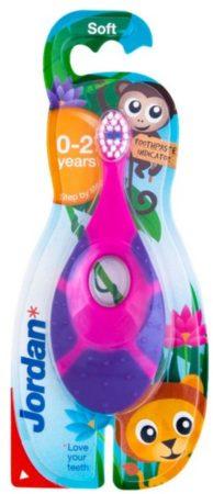 Afbeelding van Stap voor stap tandenborstel voor kinderen van 0-2 jaar Zacht 1 stuk.