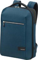 "Turquoise ""Samsonite Laptoprugzak - Litepoint Lapt. Backpack 15.6"""" Peacock"""