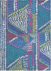 Bluebellgray - Palais 18408 Vloerkleed - 170x240 cm - Rechthoekig - Laagpolig Tapijt - Retro - Meerkleurig