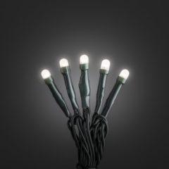Micro-lichtketting Binnen werkt op het lichtnet 50 LED Warm-wit Verlichte lengte: 3.43 m Konstsmide 6343-120