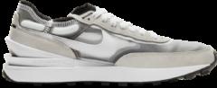 Witte Nike Waffle One - Heren Schoenen - White - Leer, Synthetisch - Maat 40 - Foot Locker