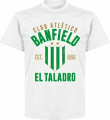 Retake Banfield Established T-Shirt - Wit - XXL