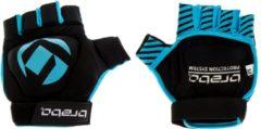 Brabo Hockey Brabo F5 - Hockeyhandschoen - Unisex - Cyan