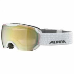 Alpina - Pheos S QVM S2-3 - Skibril grijs/beige