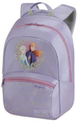 Paarse Samsonite Kinderrugzak - Disney Ultimate 2.0 Bp S+ Disney Frozen II