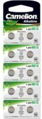 Camelion Alkaline 0% Mecury AG13 1,5V blister 10