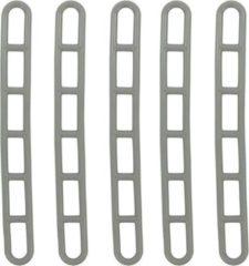 Grijze ProPlus trapspanner 22,5 cm 6-gaats set van 5 stuks