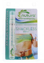 Vitamist Nutura Snackless mint blister 13.3 Milliliter