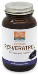 Mattisson HealthStyle Absolute Resveratrol 350mg Capsules 60st