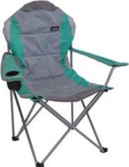 Redcliffs Campingstoel deluxe - Vouwstoel - Strandstoel - groen