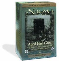 Numi Zwart Thee Earl Grey Bergamot Assorti (18bui)