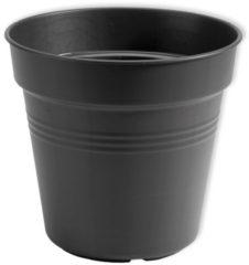 Groene Elho groen basics kweekpot 11cm living black