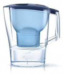 Blauwe BRITA fill&enjoy Aluna Cool Waterfilterkan - Blue