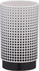 Sealskin beker Speckles - Zwart