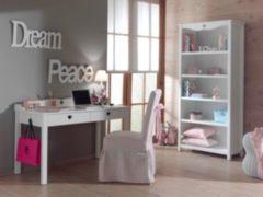 Vipack Furniture Vipack Set Amori bestehend aus: Regal und Schreibtisch