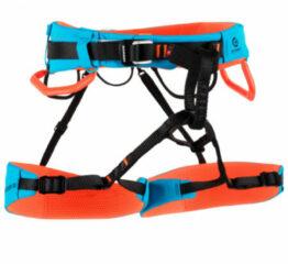 Mammut - Sender Fast Adjust Harness - Klimgordel maat S, zwart/rood