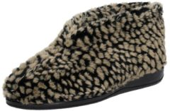 Cumbres Cal dames pantoffels met print - Beige