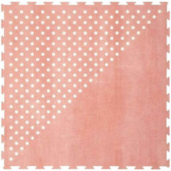 Roze ToddleKind speelmat Earth Ash/Vintage Rose