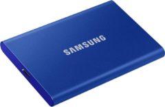 Samsung MU-PC2T0H/WW Portable T7 Externe SSD harde schijf 2 TB USB 3.2 (Gen 2)