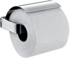 Emco Loft Closetrolhouder H4.1xD13.8xL13cm Aluminium Chroom
