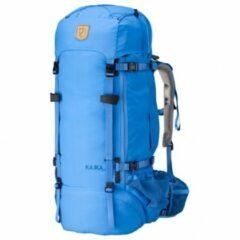 Blauwe Fjällräven - Kajka 65 - Trekkingrugzak maat 65 l blauw