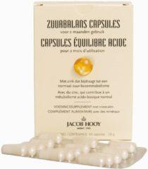 Jacob Hooy Zuurbalans capsules - 60st