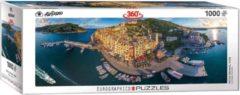 Eurographics Italië puzzel Porto Venere Italy Panorama 1000 stukjes