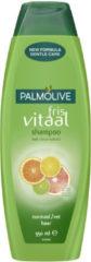 Palmolive Shampoo Fris En Vitaal Voordeelverpakking 12x350ml