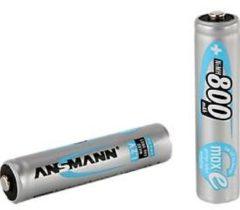 Ansmann Energy Ansmann maxE - Batterie 2 x AAA-Typ NiMH (wiederaufladbar) 800 mAh 5030982